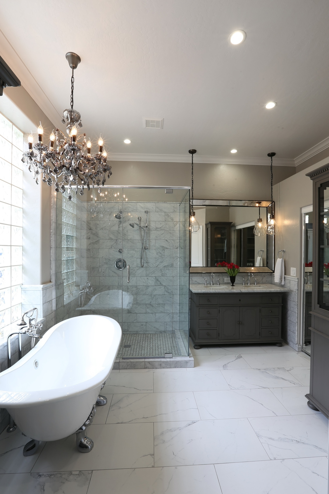 Highland Bathroom Renovation Doppler Construction Bathroom - Standard bathroom renovation cost