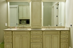 expensive bathroom cabinets