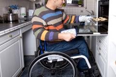Alltag im Rollstuhl